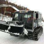 """Schnee-Bus"" Fischbiel-Lauchernalp"